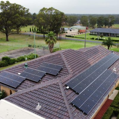 How solar power system can increase your commercial property value
