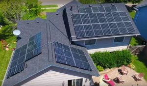domestic solar power systems